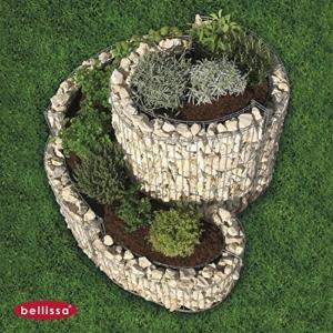 belissa kräuterspirale groß